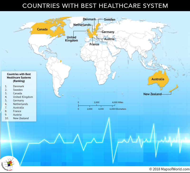 Who has the best healthcare in the world