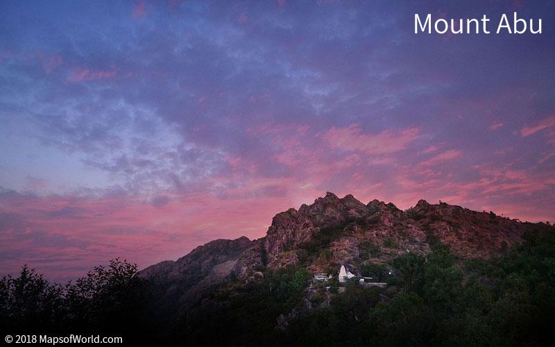 Mount Abu Landscape