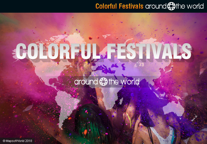 Color of our life - Festivals