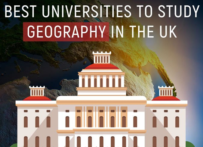 The University of Oxford in UK is The Best to Study Geography