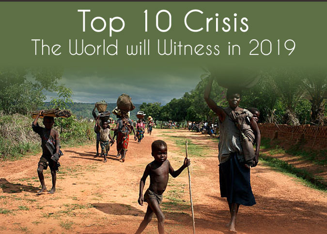 Crisis Which The World will Witness in 2019