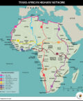 What is the Trans-African Highway network?