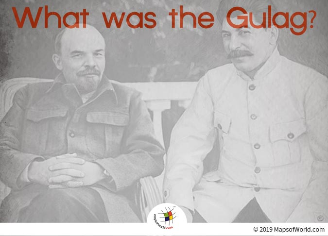 Gulag - Forced-Labor Camp System