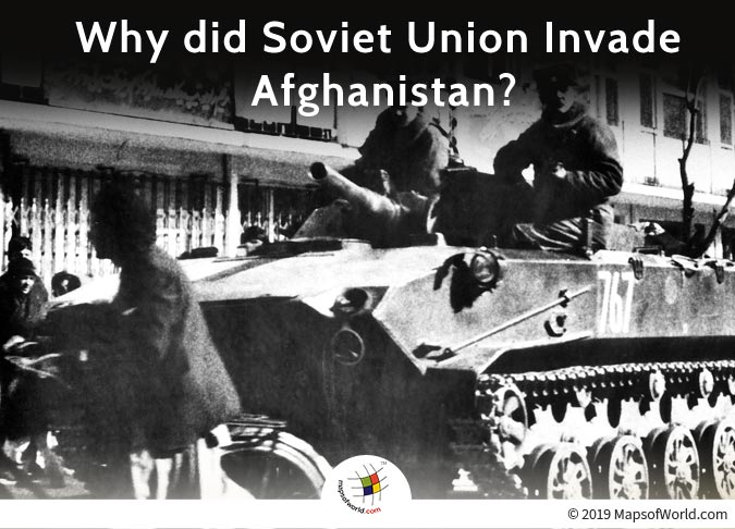 Soviet Invasion of Afghanistan Took Place in Dec 1979