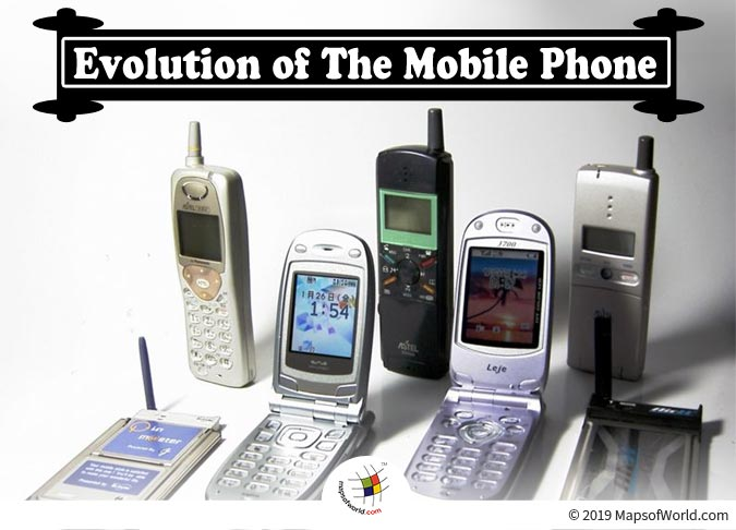Thumbnail - Evolution of Mobile Phone