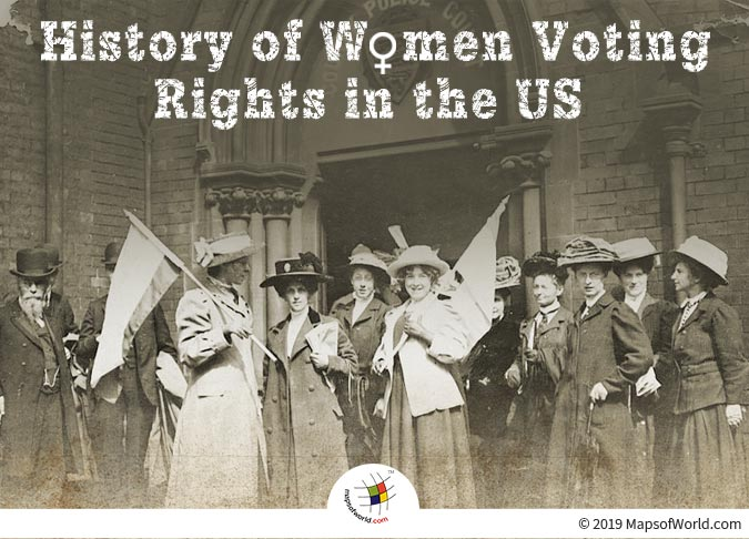 The Women's Suffrage Campaign began Decades prior to the Civil War