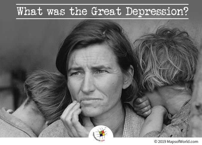 The Great Depression - An Economic Downturn in the Global History