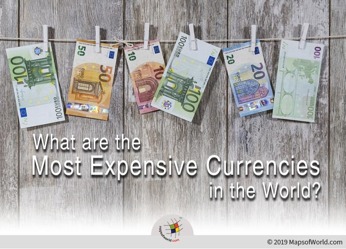 Thubnail - Most Expensive Currencies in the World