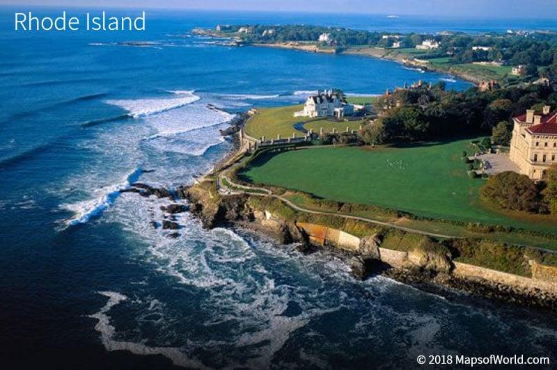 Rhode Island landscape