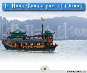Is Hong Kong a Part of China?