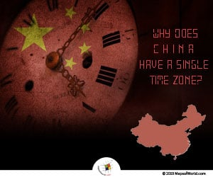 Thumbnail - Why Does China Have a Single Time Zone?