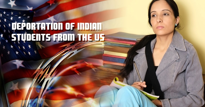 Deportation of Indian students from the US