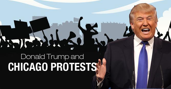 Donald Trump's Chicago Rally
