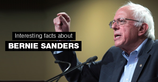 Facts about Bernie Sanders