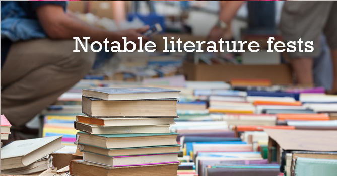 Notable-literature-fests