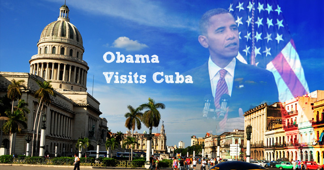 Obama's Cuba Visit