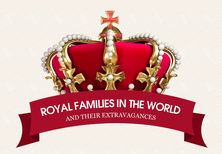 Royal Families of the World