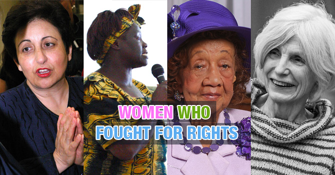 Women Rights Activists