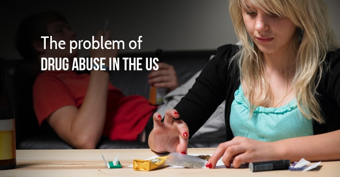 Drug Abuse in the US and anti drug laws | Around the world