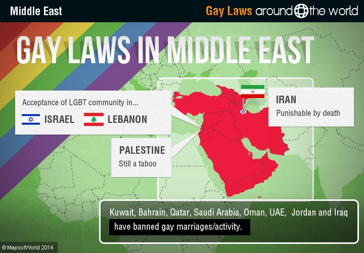 Canadian law homosexual rights in israel