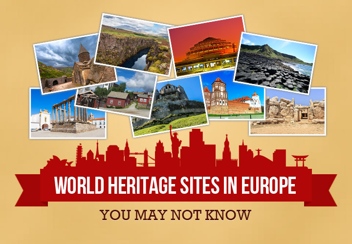 World Heritage Sites in Europe
