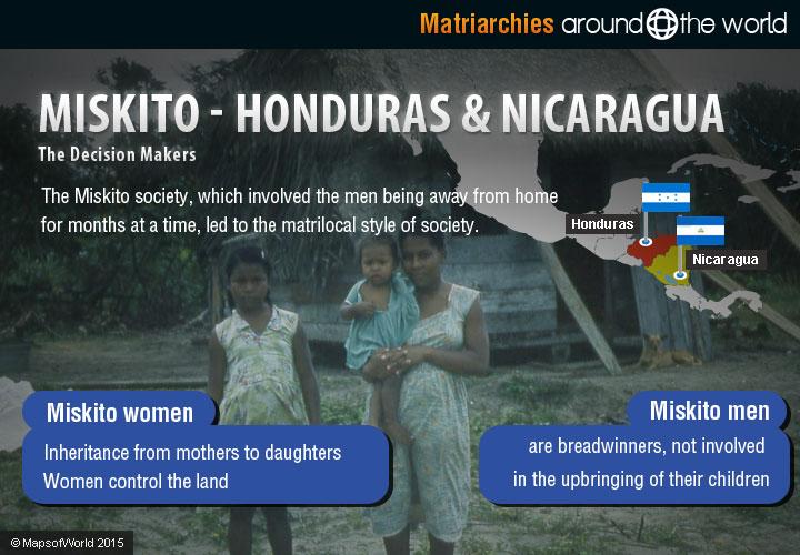 Matriarchy Around the World | Around the world