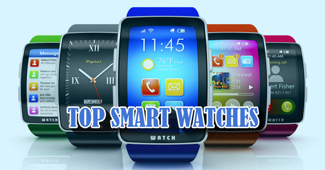 Smart Watches of the Decade