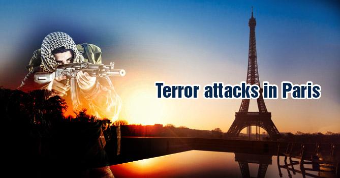 Paris Terror Attack - Nov 2015 | Around the world