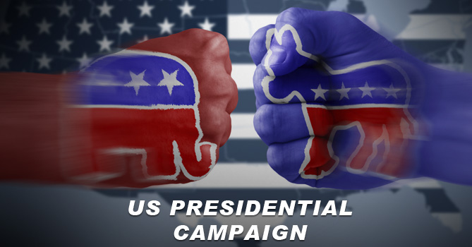 Survival of fittest: US presidential campaign 2016 | Around the world