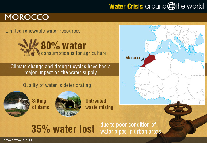 water crises of the world The water crisis is propelling cape town into the unknown, but the causes have been brewing for a while since around the end of white minority rule in 1994, the population has soared by about 80.