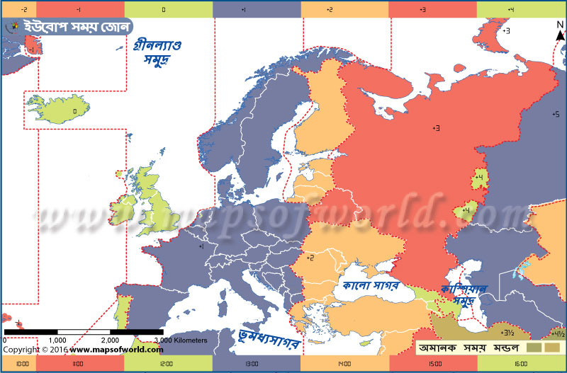 europe-time-zone-bangla