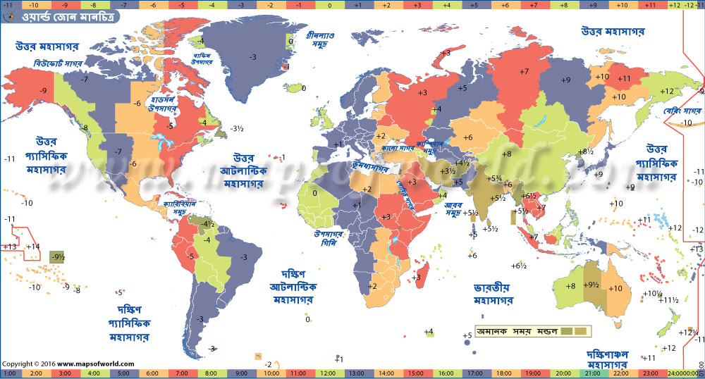 world-time-zone-map-bangla