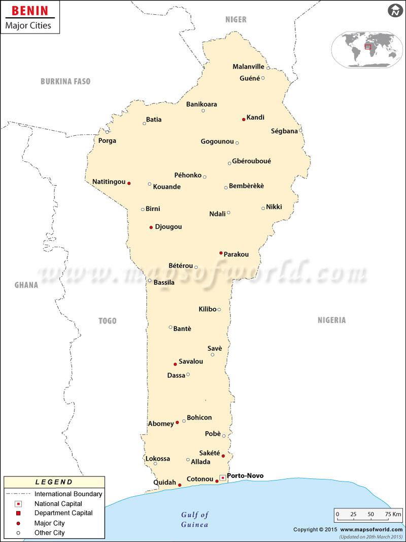 Benin Cities