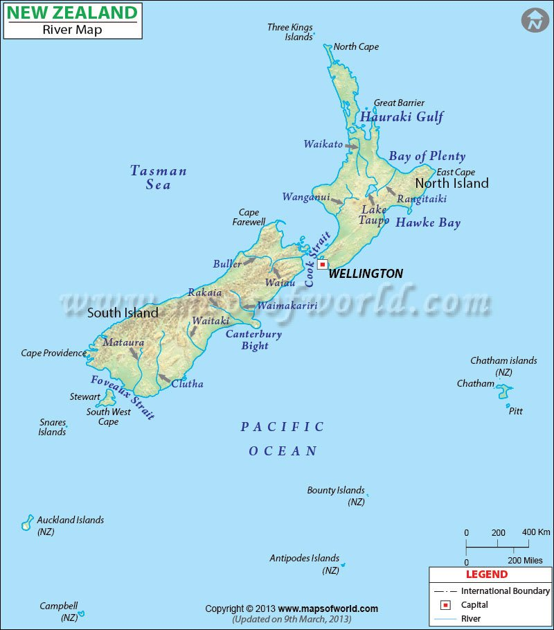 Universities New Zealand South Island