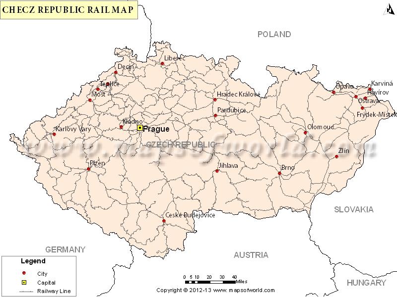 Republic Rail Map