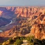 Parque Nacional Gran Cañón en Arizona, Estados Unidos