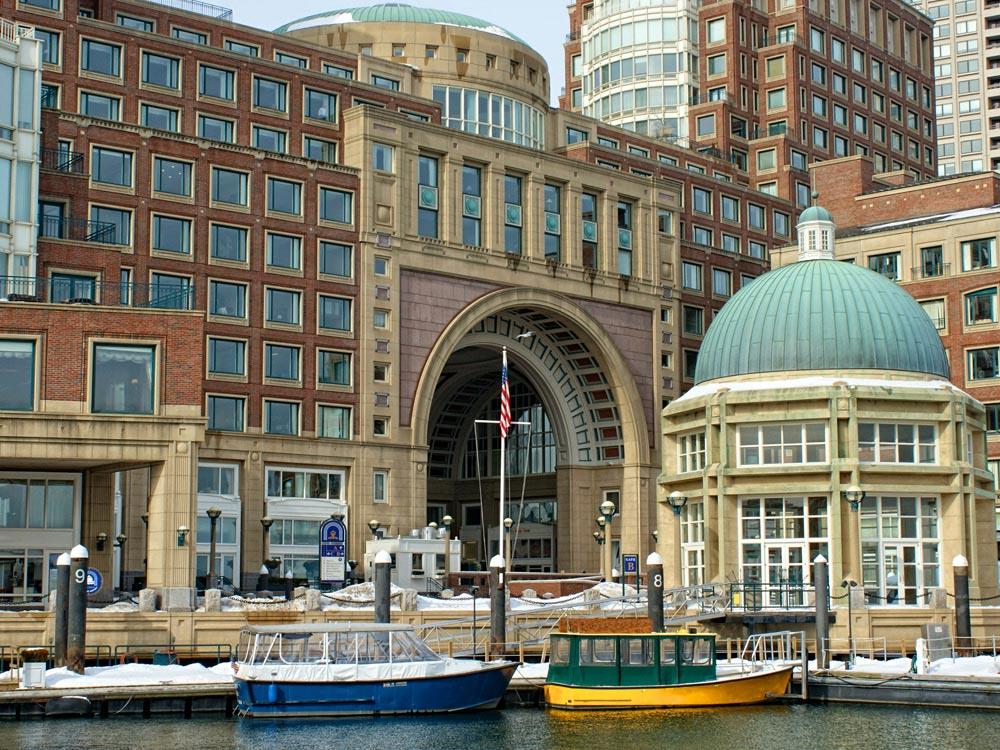 Muelle Rowes (Wharf), Boston