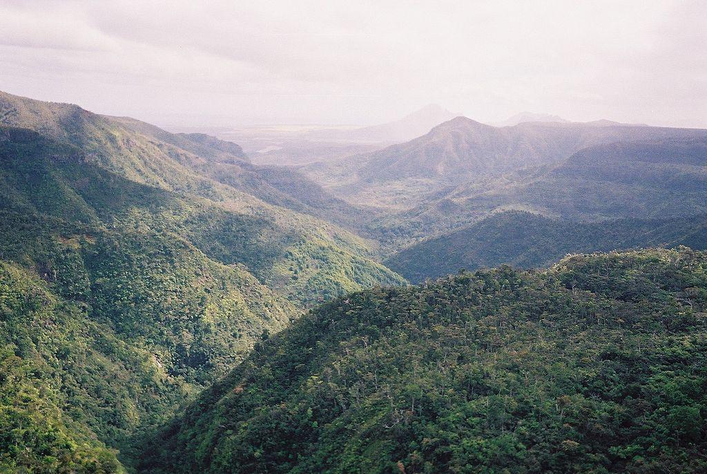 black-river-gorges