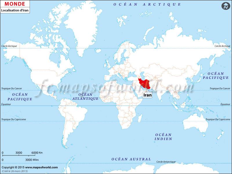 carte-du-monde-iran