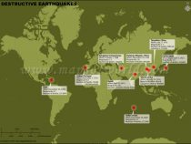 Most Destructive Earthquakes that Shook the World
