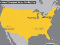 Flying out of these airports this Thanksgiving? Here's what you need to know