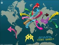 Want to know where your favorite video game originated? Check this out!