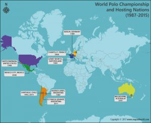 Get to Know Which Nations Hosted the World Polo Championships