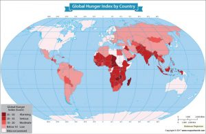 Get to Know the Global Hunger Index Score in Each Nation