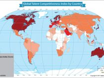 Switzerland Tops the Global Talent Competitiveness Index