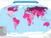 The Best and Worst Countries for Paid Maternity Leave