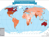 2016 Democracy Index: Norway is the Strongest Democracy in the World