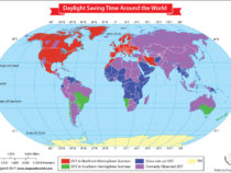Daylight Saving Time Around the World