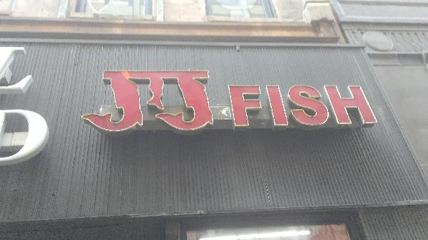 Single review mow community for Jj fish chicago il