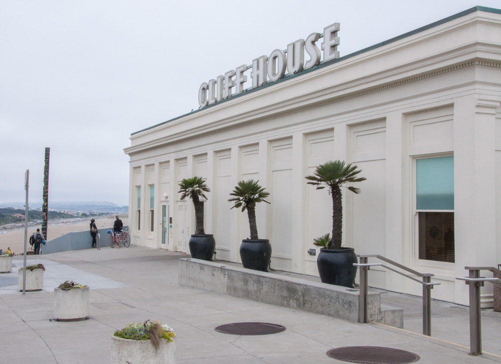 The Cliff House Restaurant in San Francisco